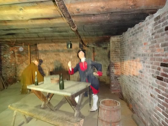 fort william henry ghost tour reviews