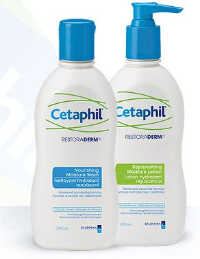 cetaphil eczema calming body moisturizer reviews