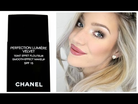 chanel double perfection lumiere review