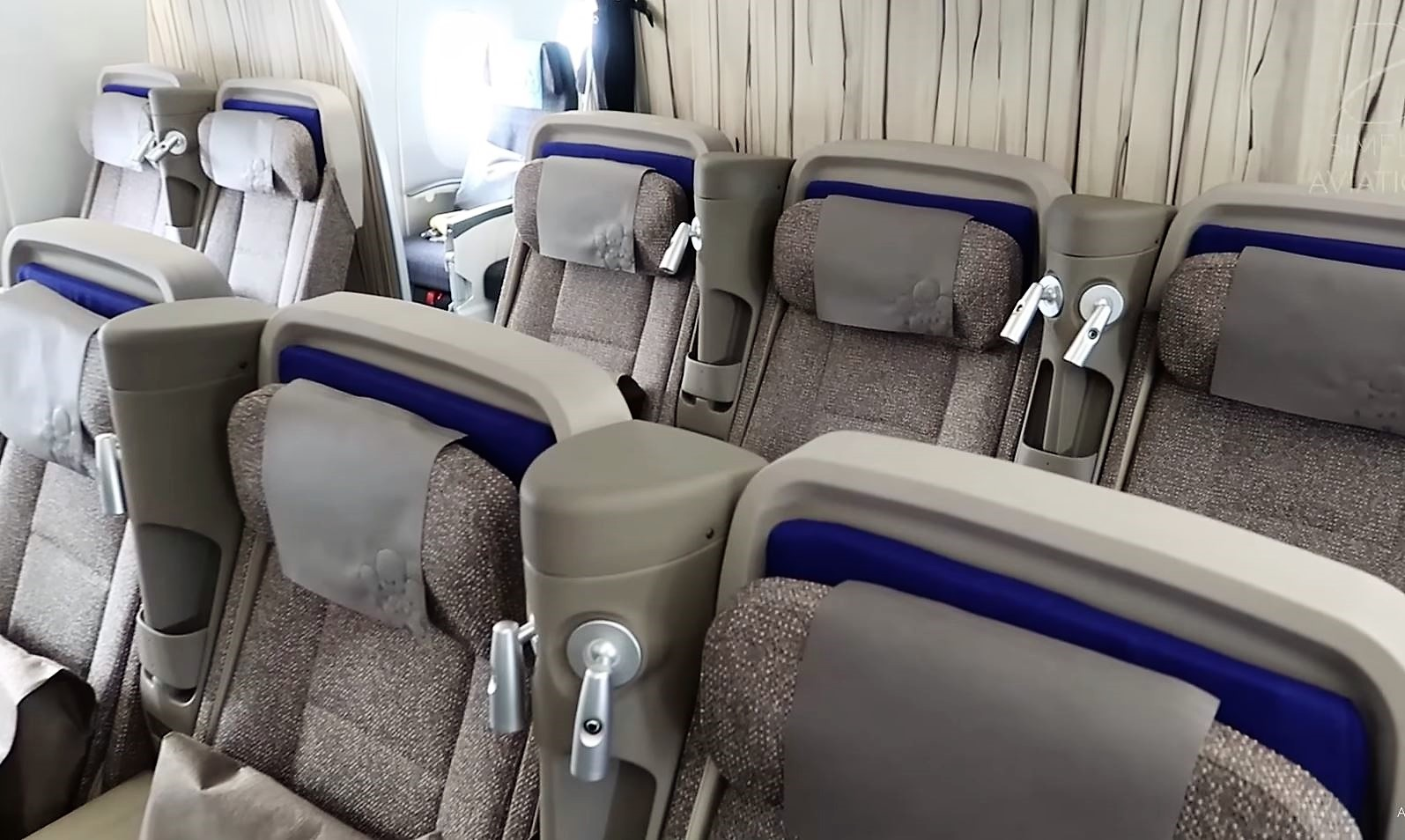 china airlines premium economy review