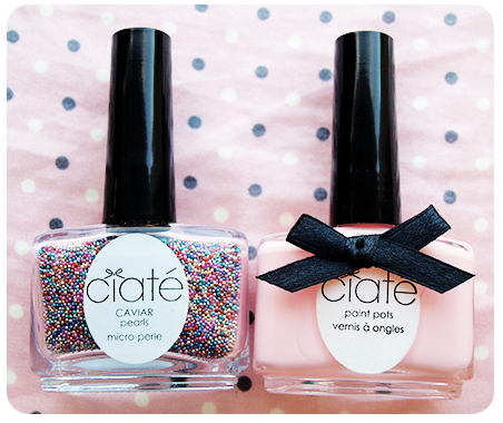 ciate caviar nail polish review