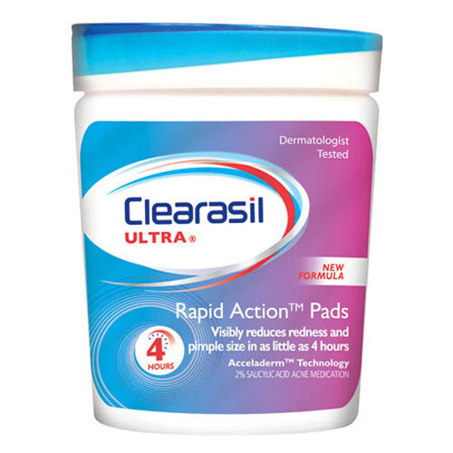 clearasil ultra rapid action reviews