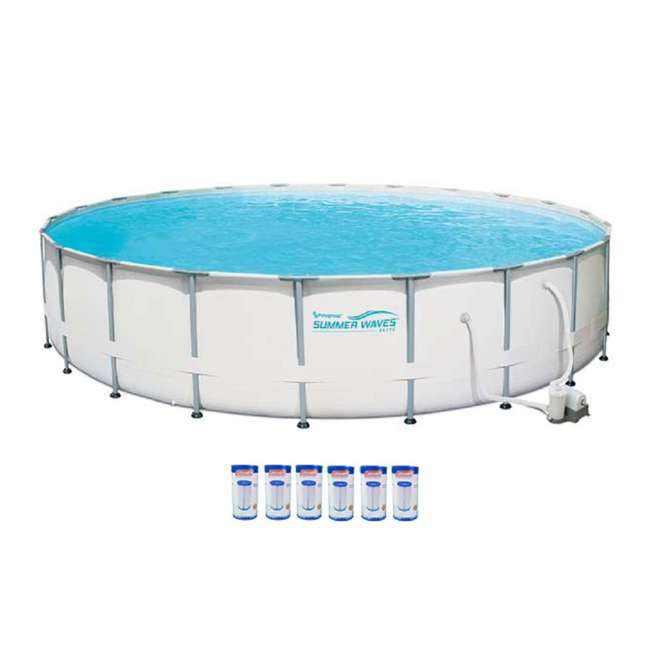 coleman 22 ft pool review