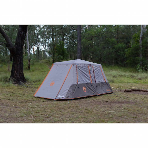 coleman instant up tent review