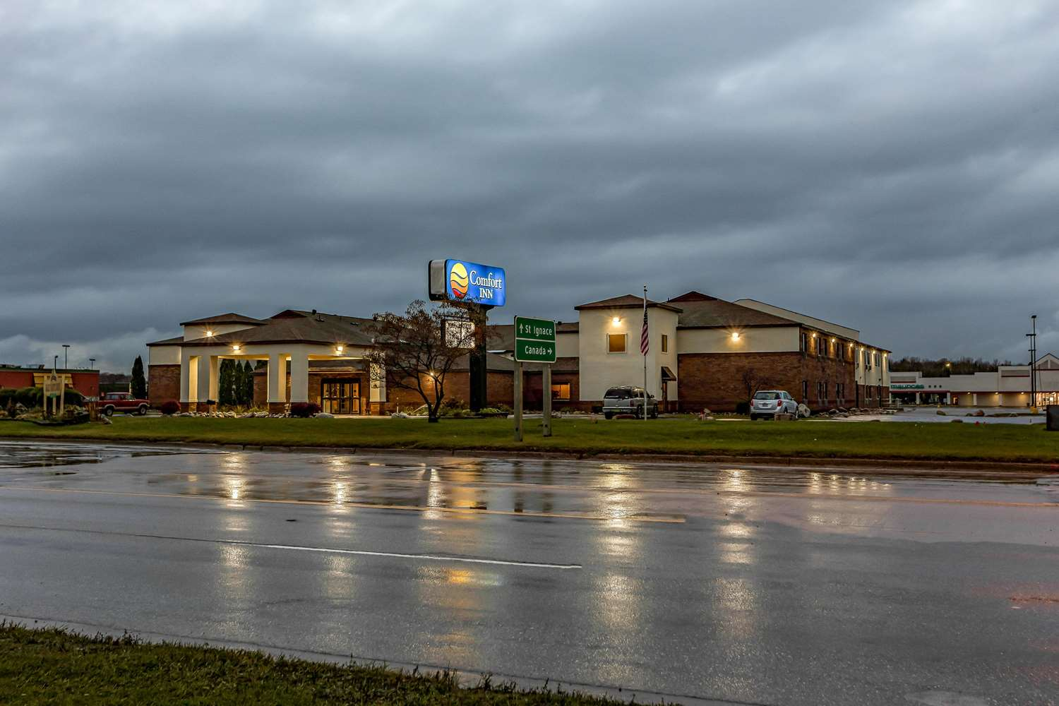 comfort inn sault ste marie mi reviews