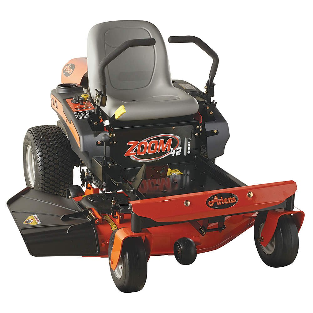 commercial riding lawn mowers reviews