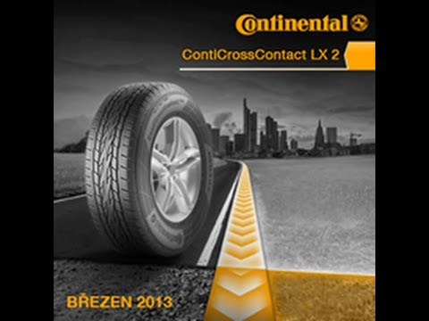 continental cross contact lx2 review
