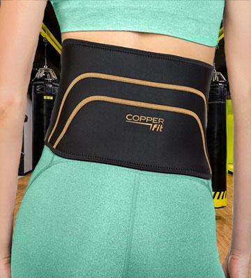 copper fit back brace reviews