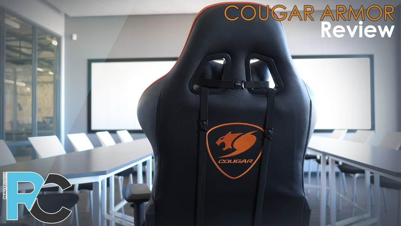cougar armor s gaming chair review