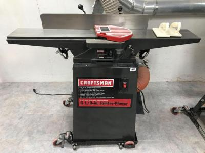 craftsman 6 1 8 jointer review