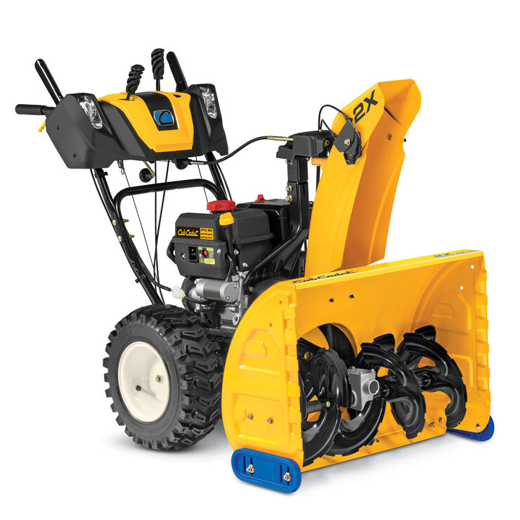 cub cadet snow blower reviews 2017