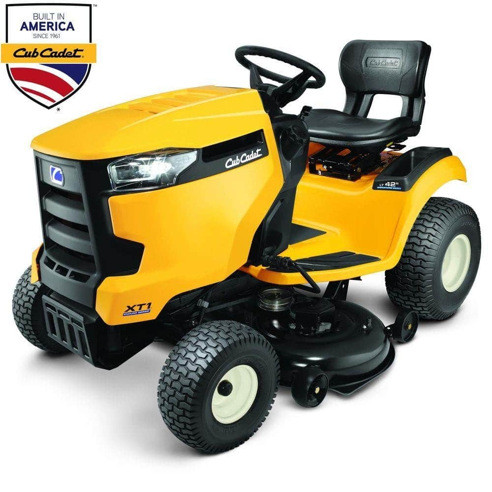 cub cadet xt1 50 review