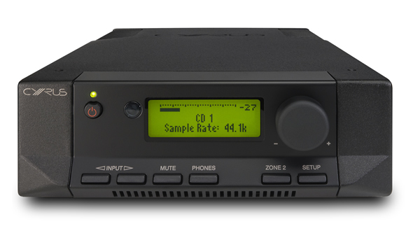 cyrus 8 integrated amplifier review