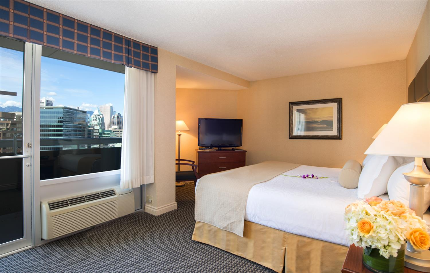 best western chateau granville vancouver reviews