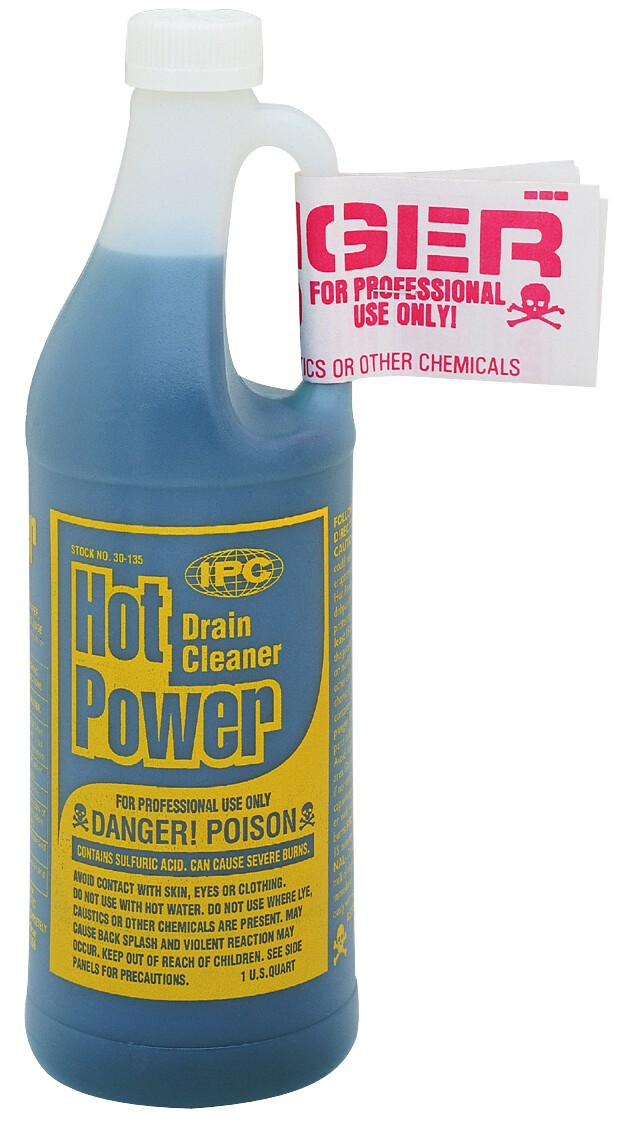 hot power drain cleaner reviews