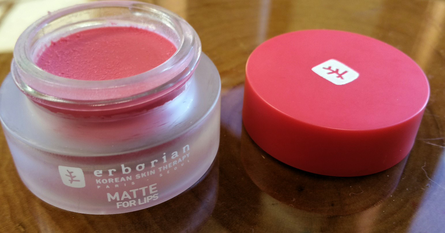 erborian matte for lips review