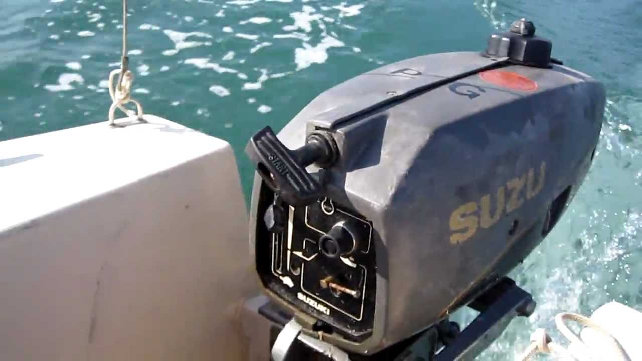coleman 2.6 outboard review