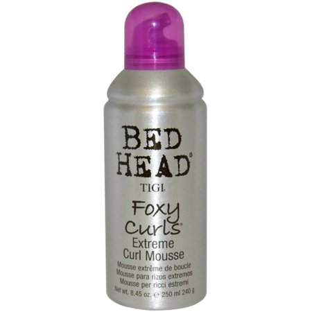 bed head foxy curls mousse review makeupalley