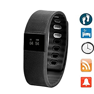 bluetooth digital watch and fitness activity tracker reviews