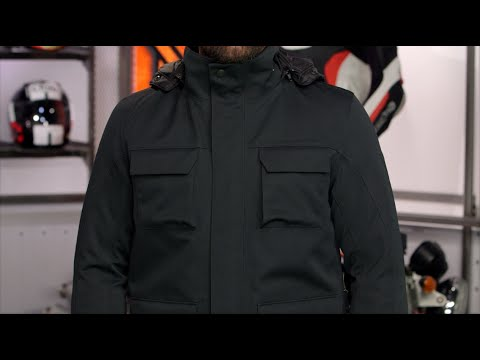 dainese d dry jacket review