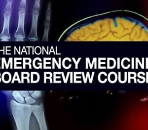 emergency medicine board review course 2018