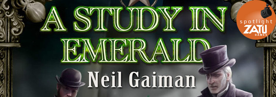 a study in emerald review
