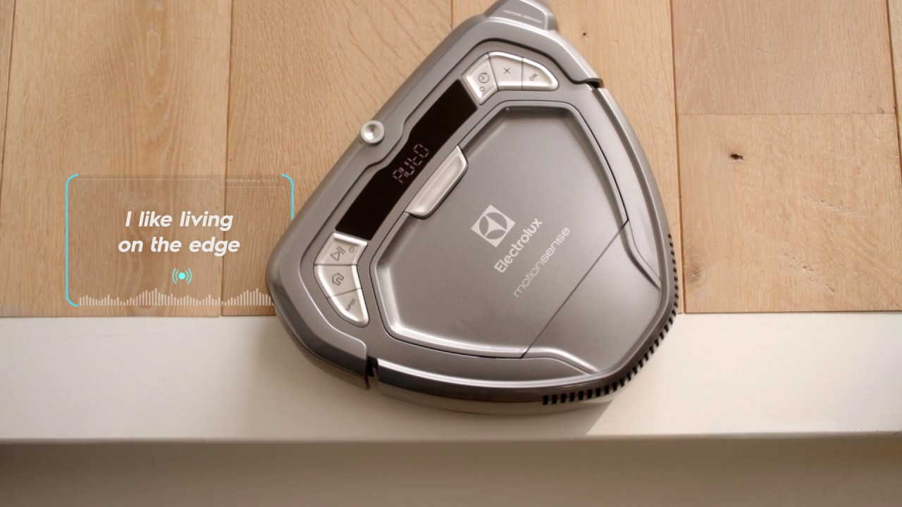electrolux robotic vacuum cleaner review