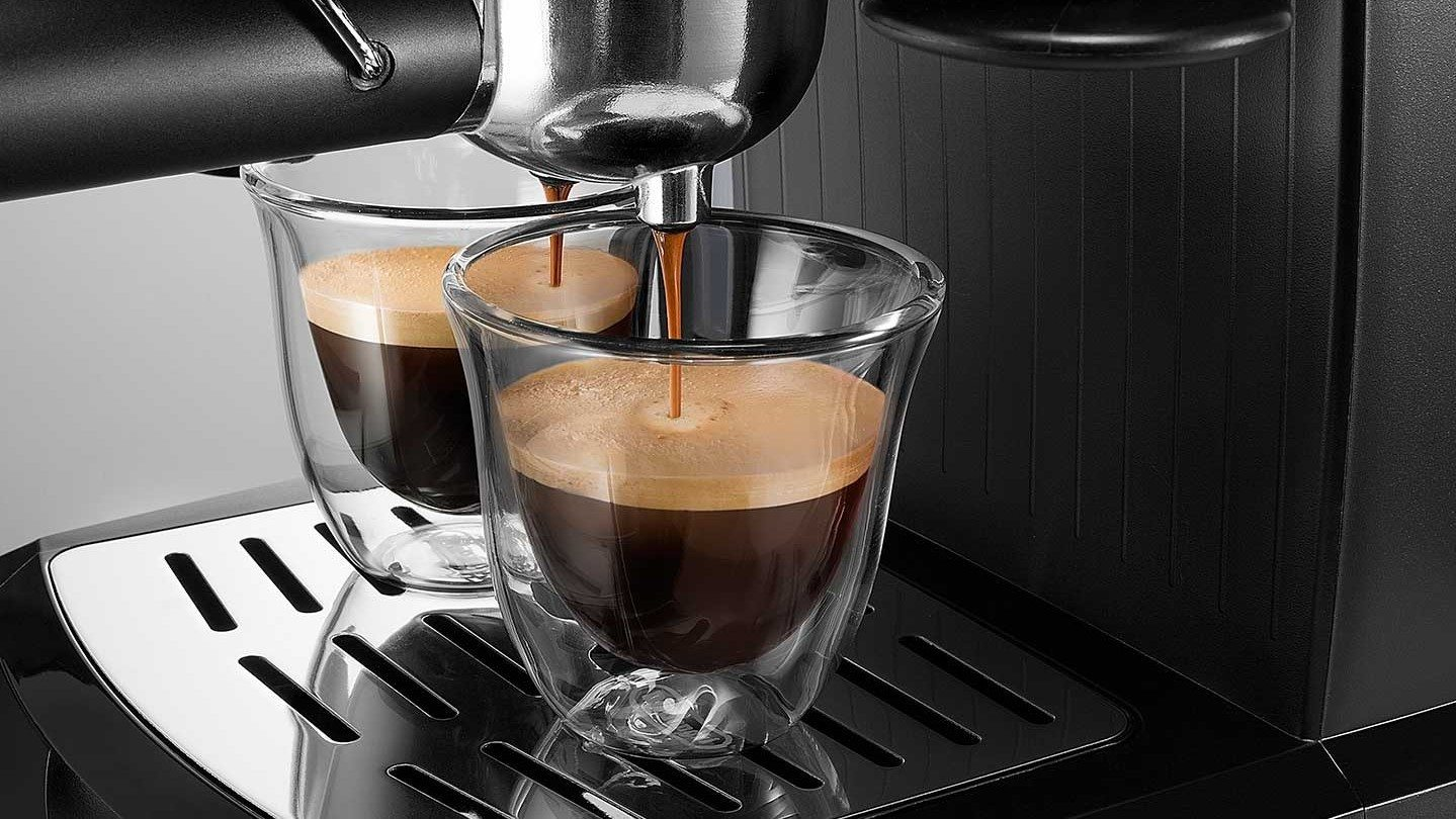 delonghi 15 bar cappuccino and pump espresso machine review