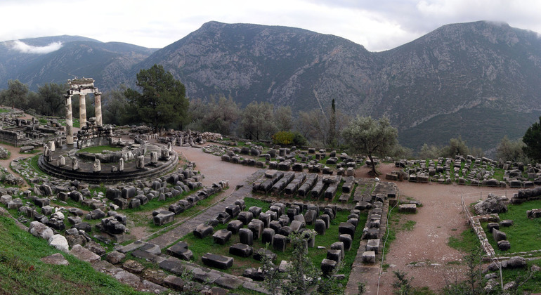 delphi day trip from athens reviews