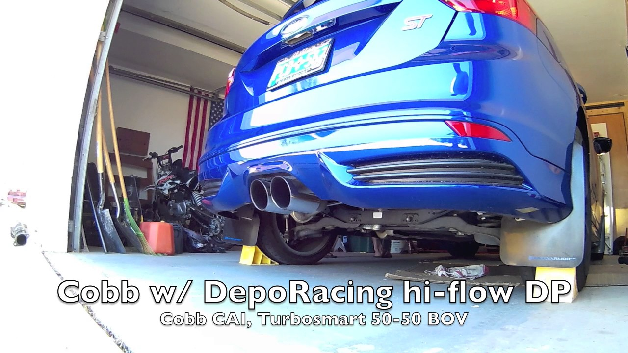 depo racing downpipe focus st review