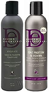 design essentials oat protein and henna reviews