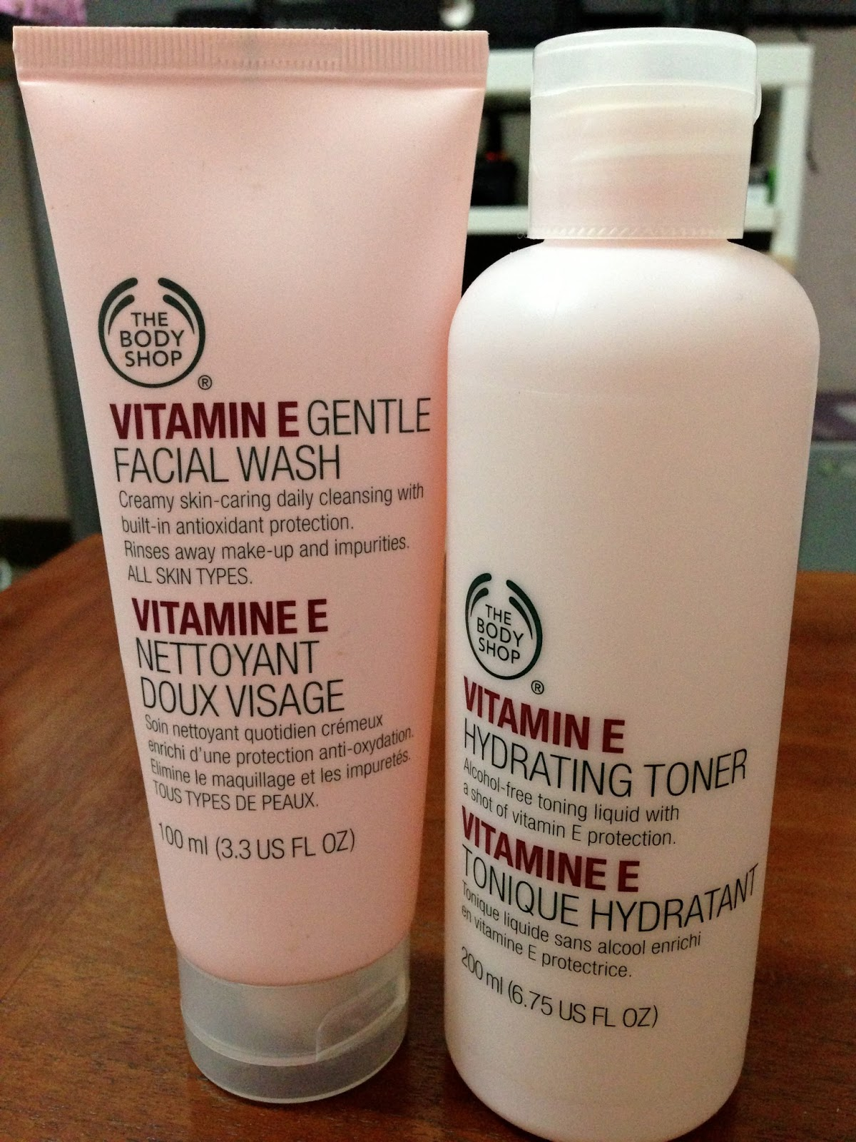 body shop face wash review