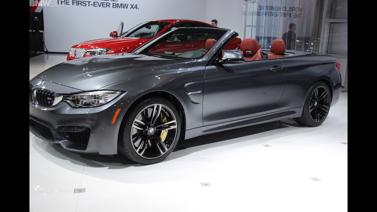 2016 bmw m4 convertible review