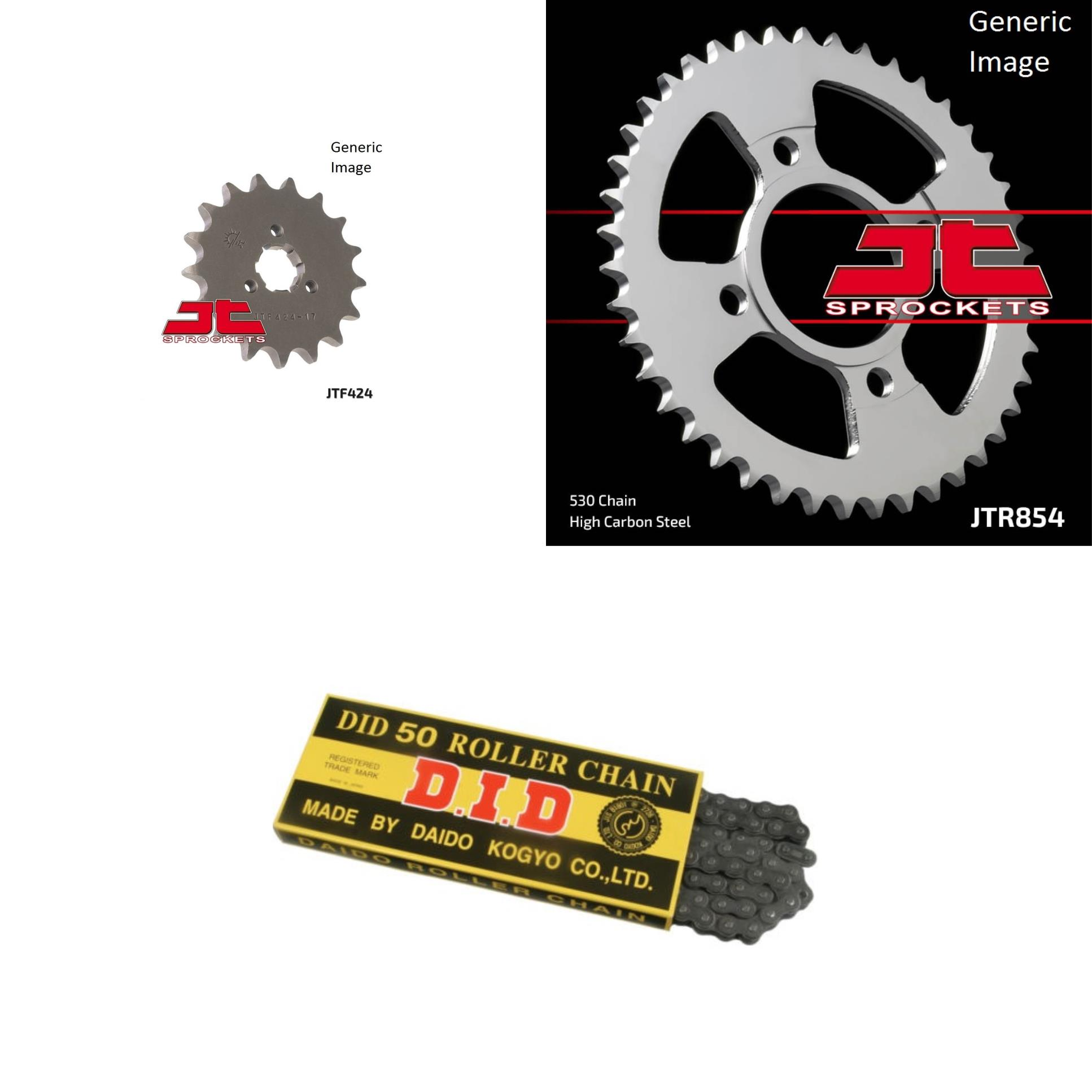 did chain and sprocket kit review