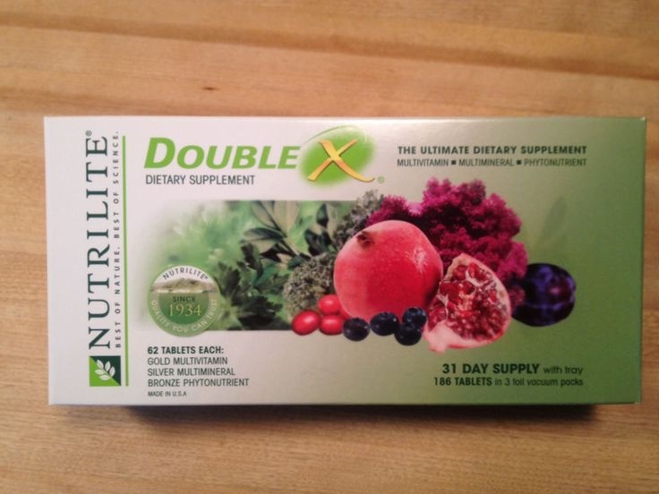 double x dietary supplement review