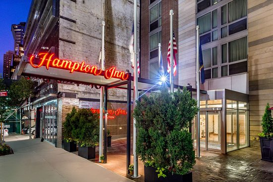 hampton inn manhattan grand central reviews