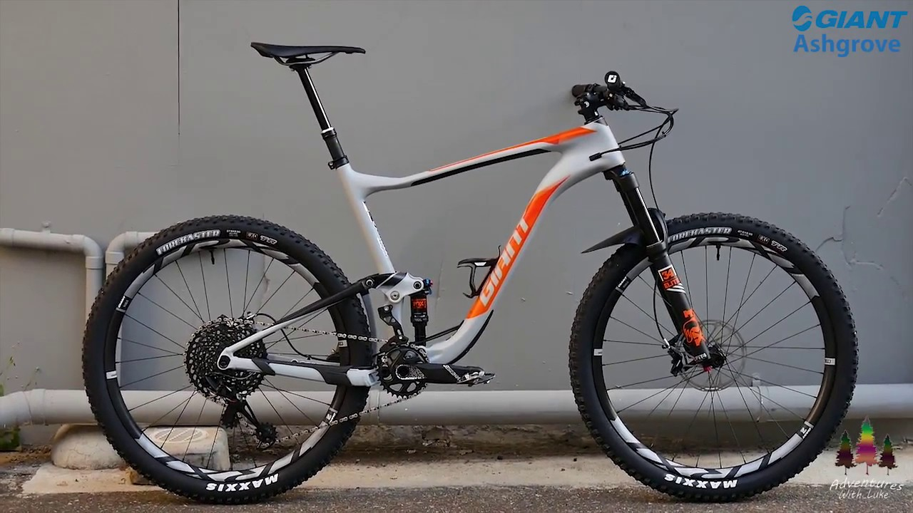 2018 giant anthem 2 27.5 review