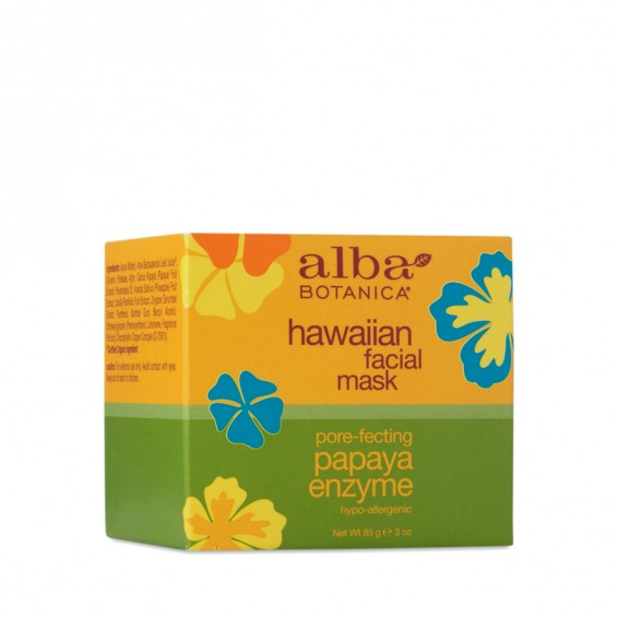 alba botanica hawaiian facial mask reviews