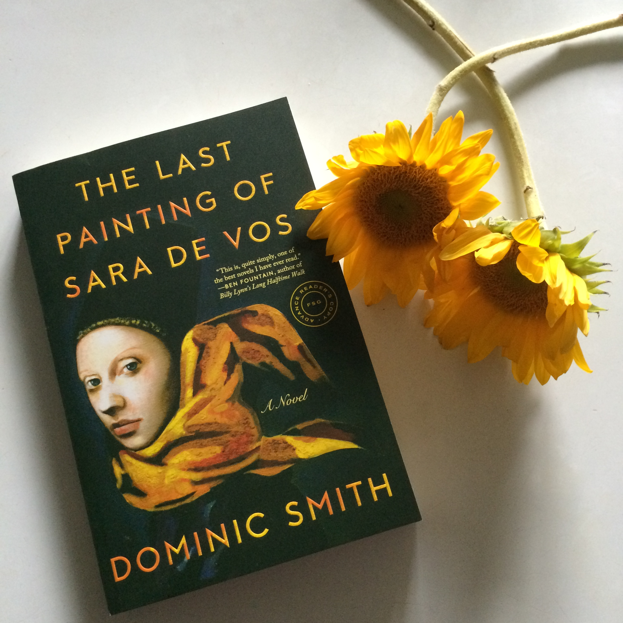 the last painting of sara de vos review