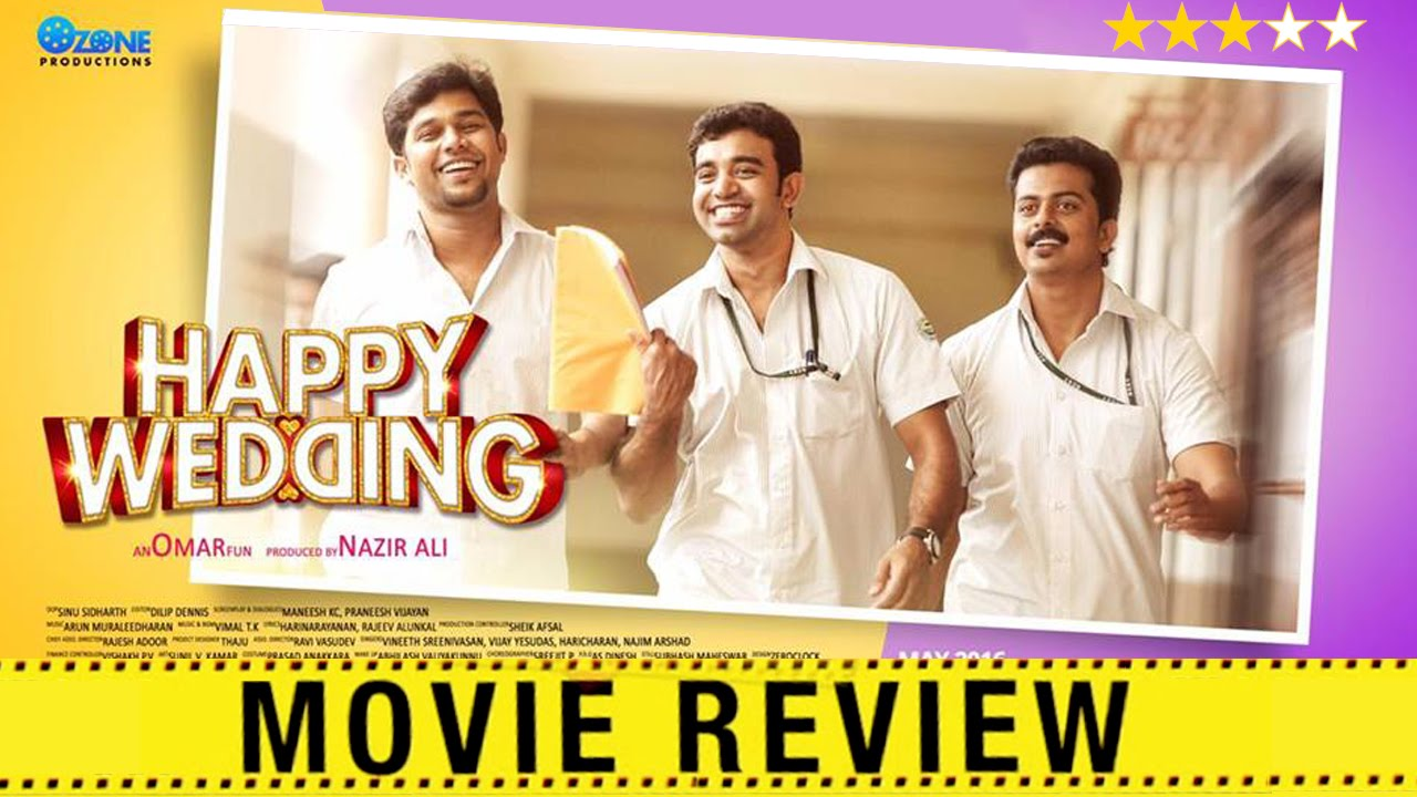happy wedding malayalam movie review