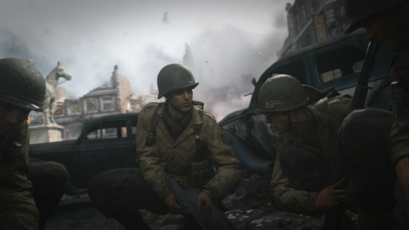 call of duty ww2 pc review