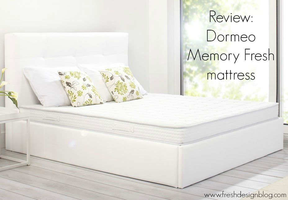 dormeo memory foam mattress reviews