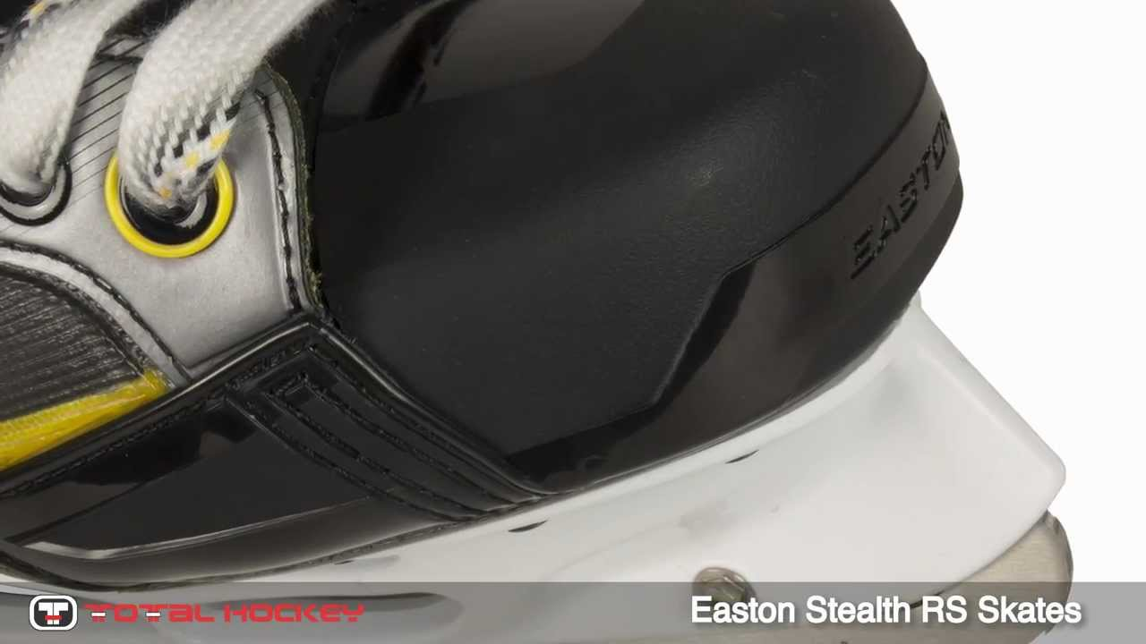 easton stealth rs skates review