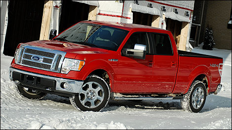 2009 ford f150 lariat reviews