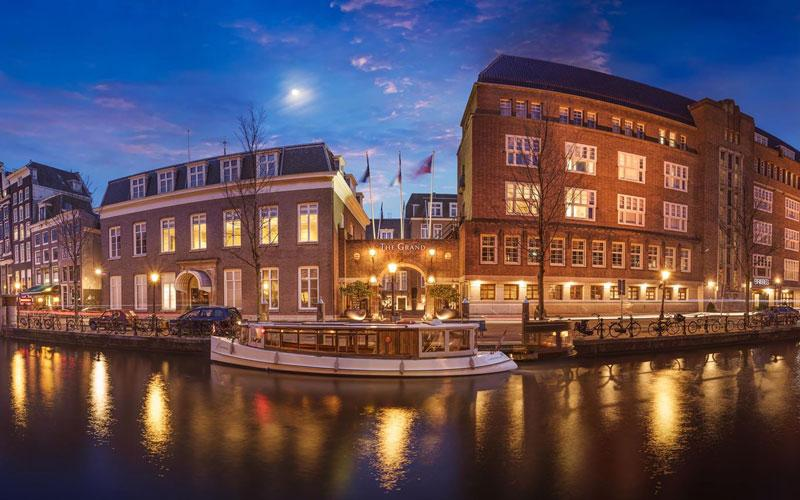 grand hotel downtown amsterdam reviews