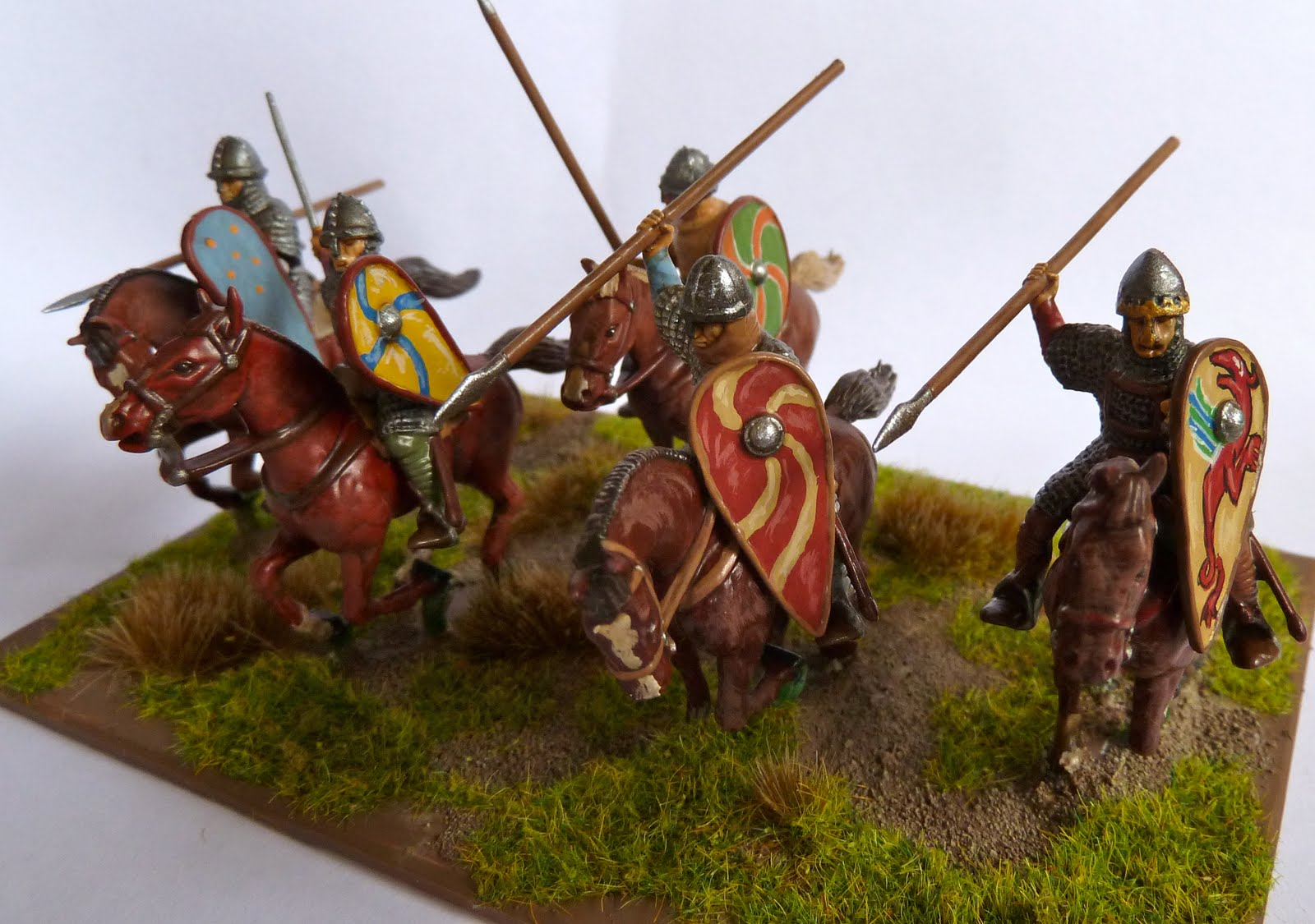conquest games norman knights review