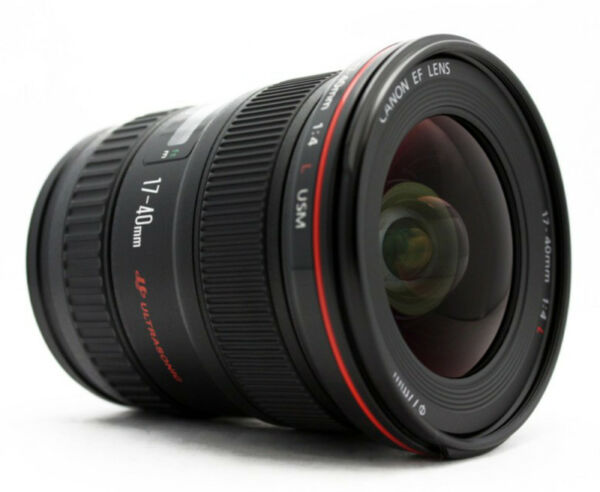 canon 17 40 f4 review