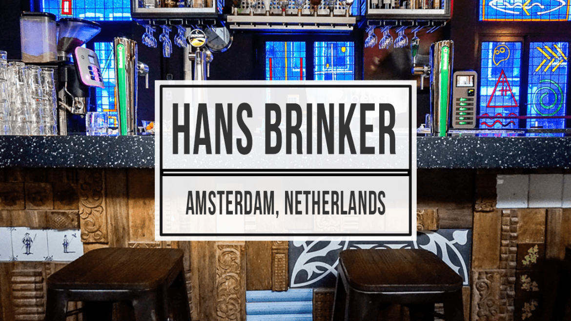 hans brinker hostel amsterdam reviews