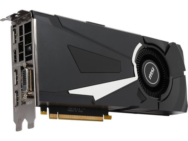 geforce gtx 1070 armor 8g oc review