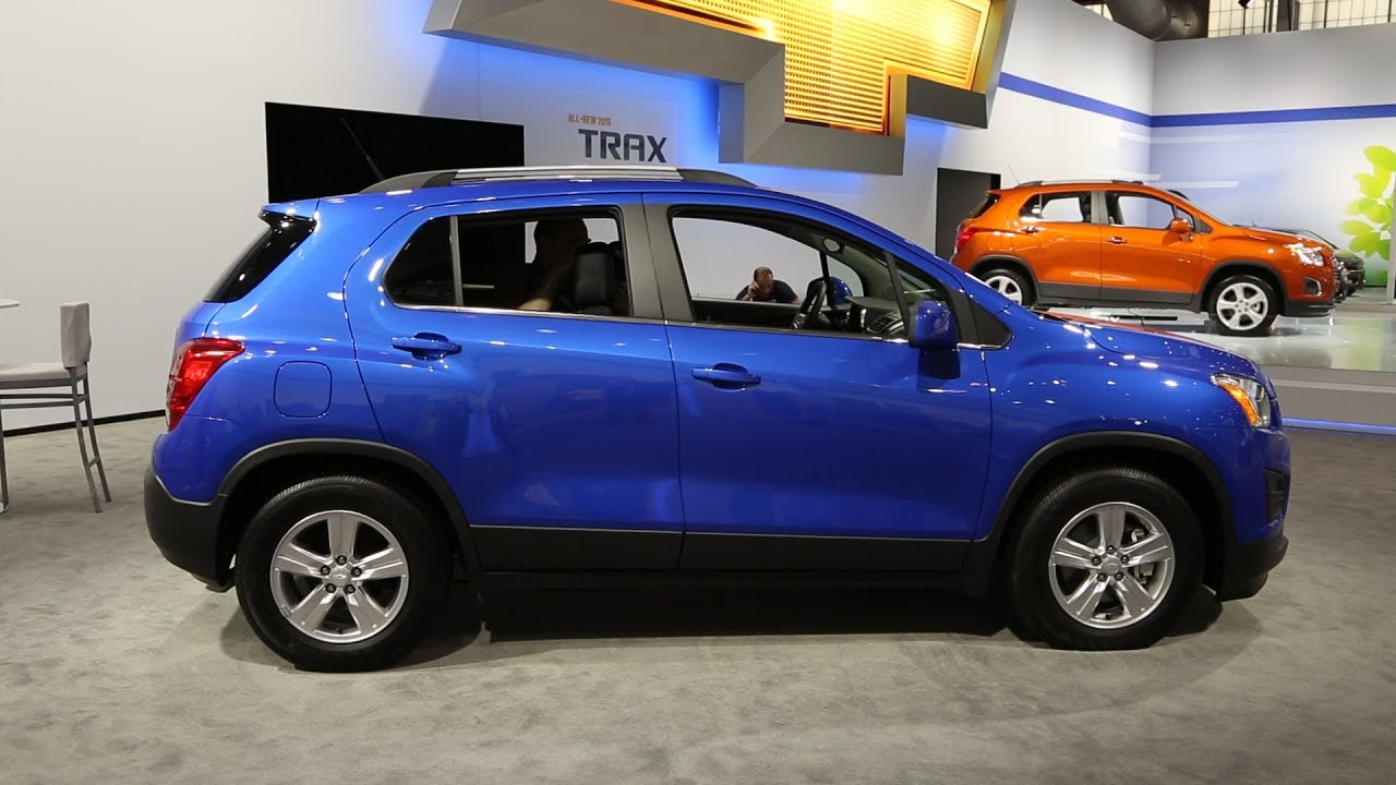 chevy trax review consumer reports